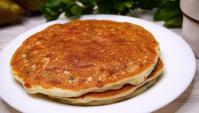 Сырные лепешки - Видео-рецепт