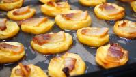 Картошечка с салом в духовке  - Видео-рецепт