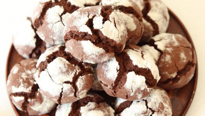 Шоколадные пряники - Видео-рецепт