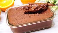 Шоколадный плавленый сыр из творога - Видео-рецепт