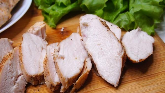 Куриная грудка в ваккуме - Видео-рецепт