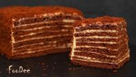 Шоколадный медовик – Торт Спартак - Видео-рецепт