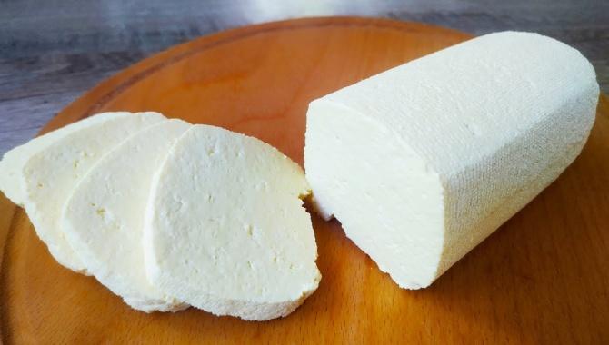 Домашний Сыр Без Соды за 15 минут - Видео-рецепт