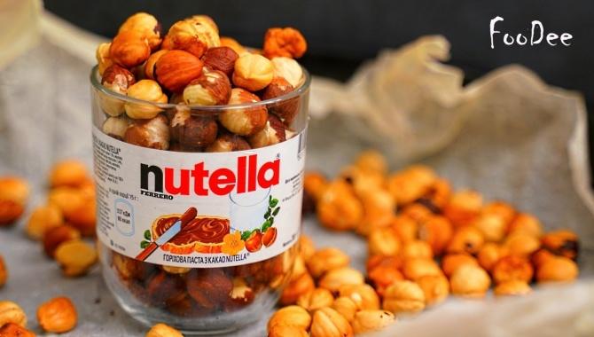 НАСТОЯЩАЯ орехово-шоколадная паста в домашних условиях! - Рецепт