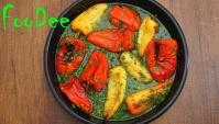 Маринованный перец - Видео-рецепт