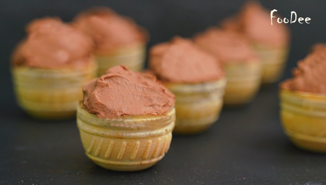 Десерт за 5 минут из 3 ингредиентов - Видео-рецепт