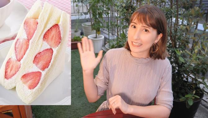 Странная, но ВКУСНАЯ японская еда (Видео)