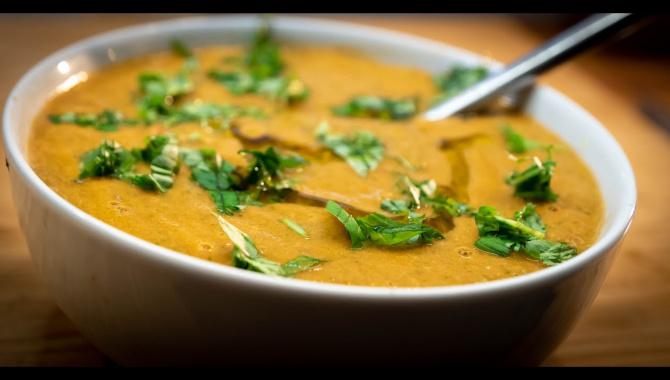 Томатный суп гаспачо - Видео-рецепт