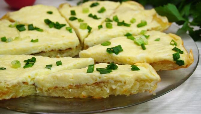 Картофельные лепешки с яйцом и сыром - Видео-рецепт