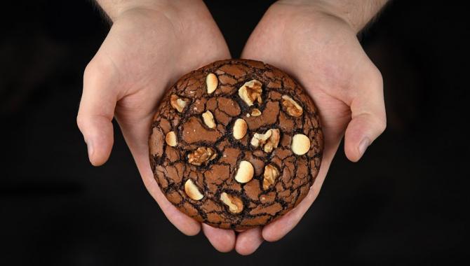 Шоколадное печенье Брауни - Видео-рецепт