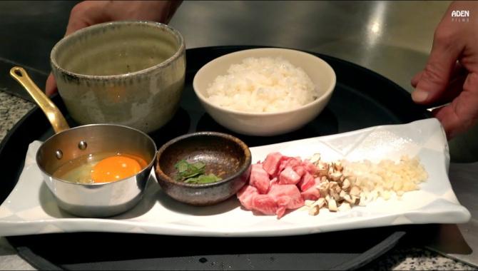 Жареный рис в Киото (Видео)