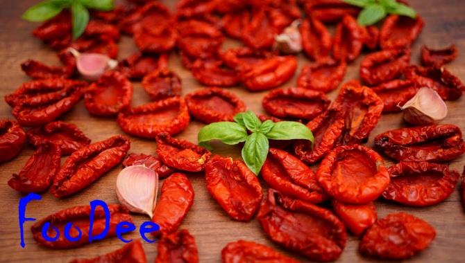 Вяленые помидоры в духовке. Заготовки на зиму - Видео-рецепт