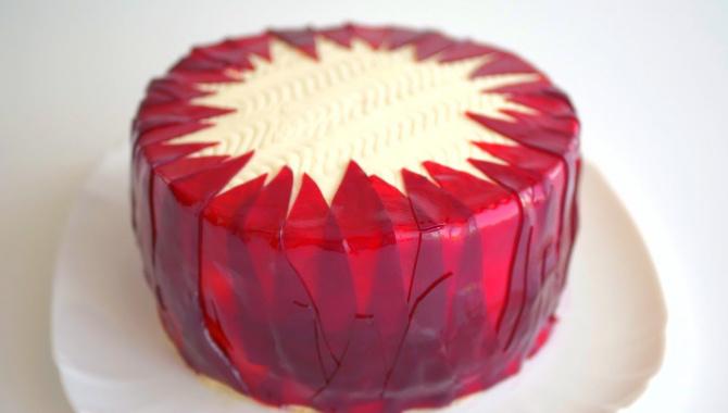 Шоколадный торт Осенняя сказка - Видео-рецепт