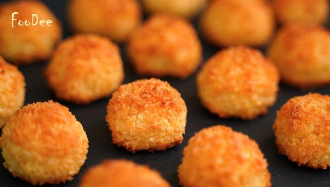 Вкуснейшее печенье без муки и масла - Видео-рецепт