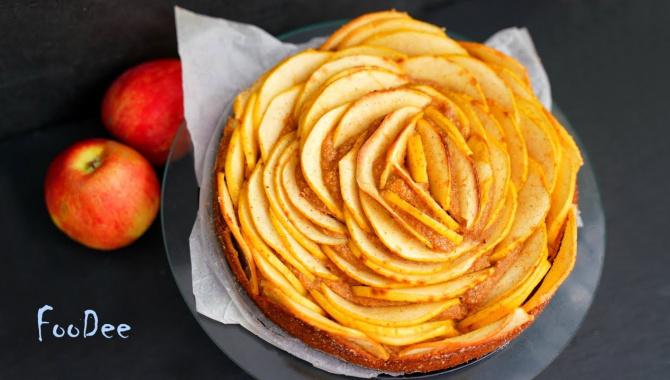 Яблочный ПИРОГ БЕЗ сахара, муки и масла - Видео-рецепт