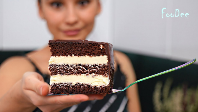 Торт Мечта - Видео-рецепт
