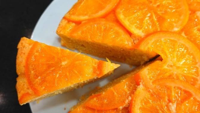 Ароматный апельсиновый пирог. Сладкая выпечка к чаю - Видео-рецепт