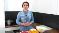 Вкусный обед или ужин из овощей и мяса - Видео-рецепт