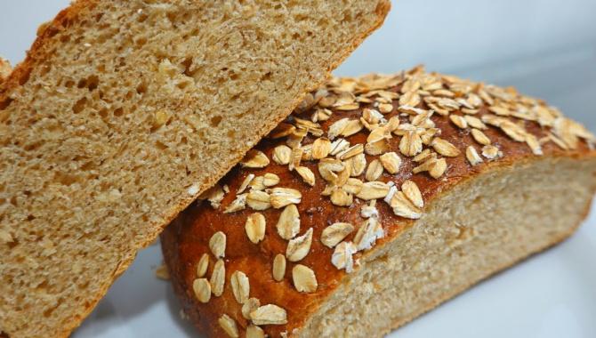 Обалденный овсяный хлеб с мёдом - Видео-рецепт
