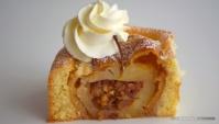 Шарлотка яблочная Сюрприз - Видео-рецепт