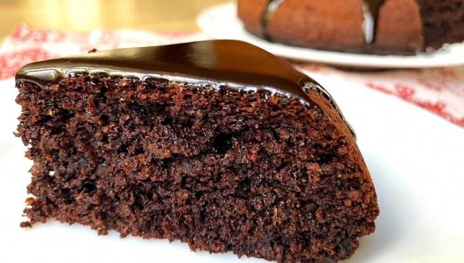 Шоколадный Пирог НА СКОВОРОДЕ без муки - Видео-рецепт