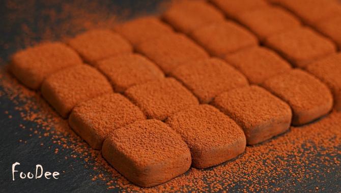 Шоколадные конфеты - Видео-рецепт
