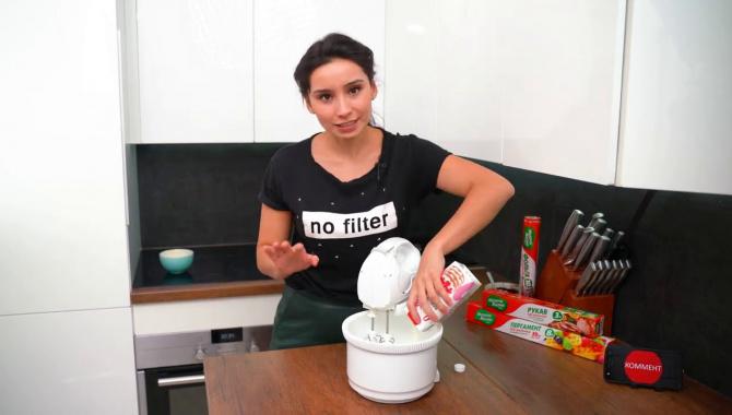 Птичье Молоко на желатине - Видео-рецепт