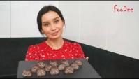 Шоколадный рулет Баунти - Видео-рецепт