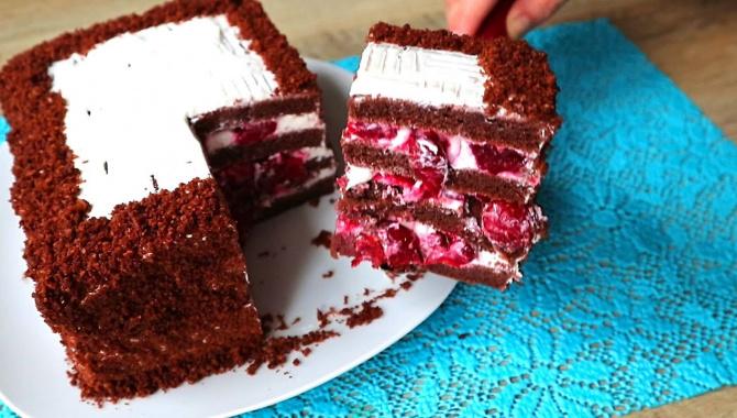 Простой Вкусный Торт с богатым вкусом - Видео-рецепт