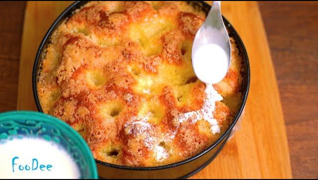 Сахарный пирог - Видео-рецепт
