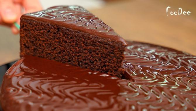 Легендарный шоколадный торт - Видео-рецепт