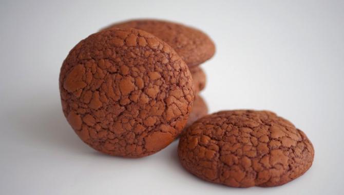 Простое шоколадное печенье Брауни - Видео-рецепт