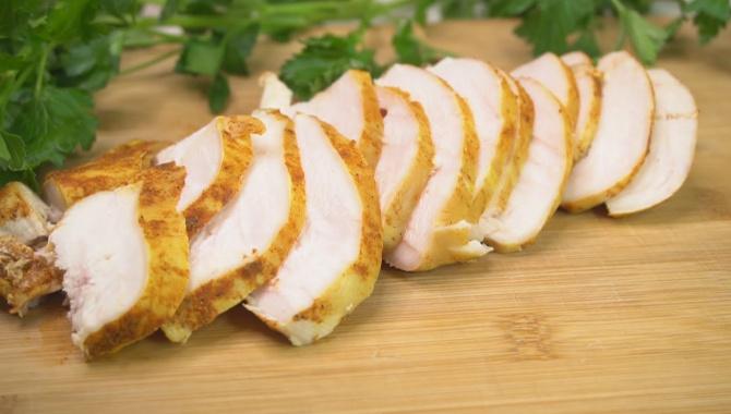 Бутербродная куриная грудка - Видео-рецепт