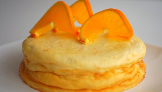 Сырник Апельсиновый. Воздушный, нежный, ароматный - Видео-рецепт