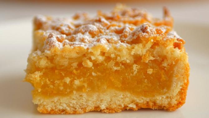 Тёртый пирог Лимонник - Видео-рецепт
