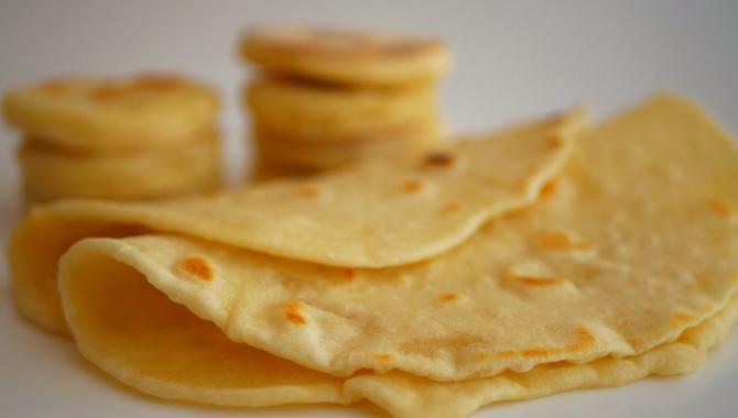 Лепёшки на кефире на скорую руку без дрожжей - Видео-рецепт