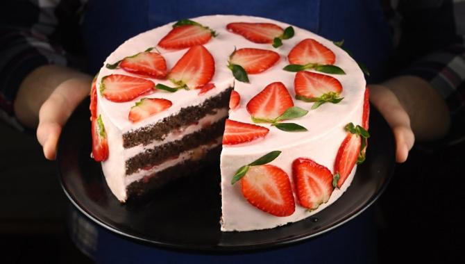 Черемуховый торт! - Видео-рецепт