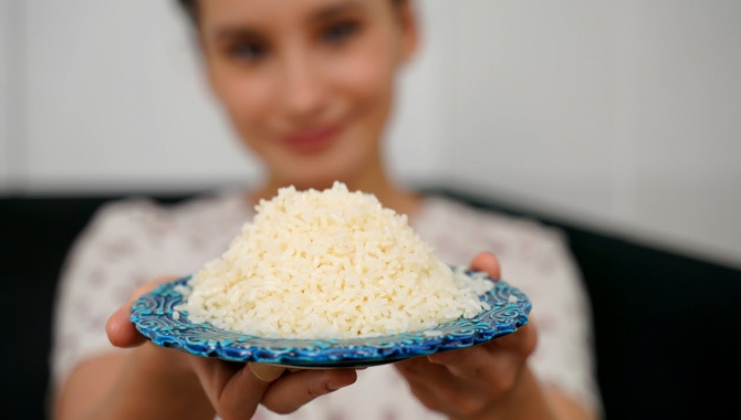 Очень вкусный рис со сливочным вкусом - Видео-рецепт