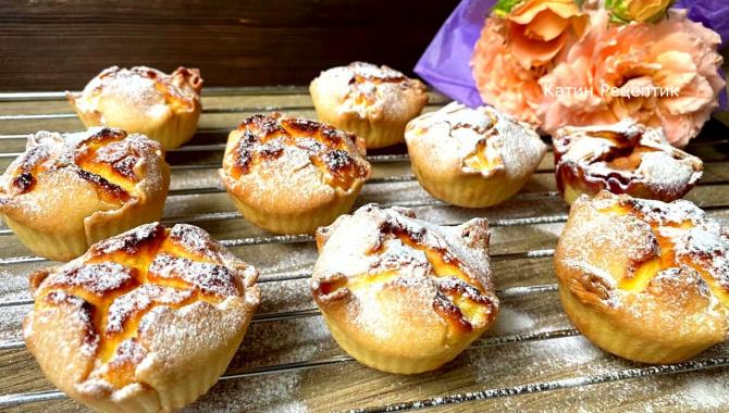 Вкуснейшие пирожные - Видео-рецепт