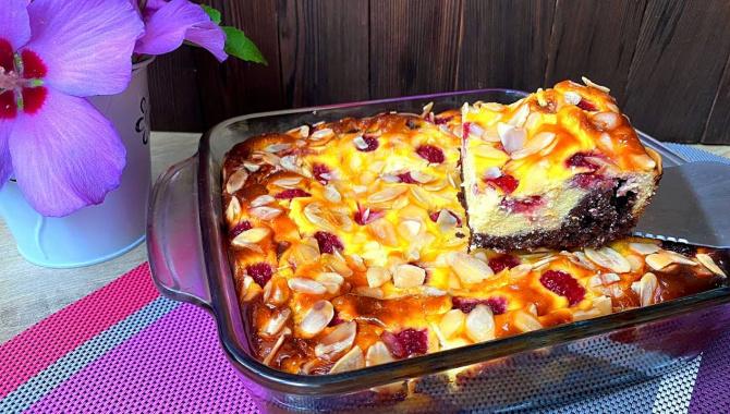 Двухслойный Шоколадный Пирог - Видео-рецепт