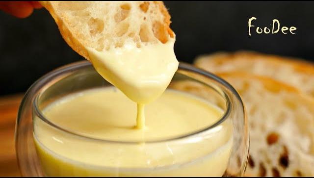 САМЫЙ вкусный сырный соус - Видео-рецепт