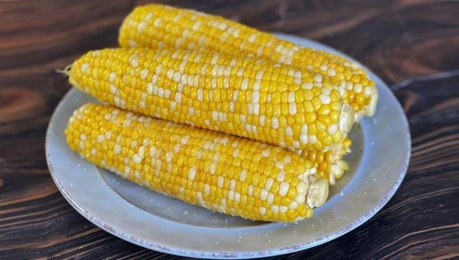 Кукуруза вареная - Видео-рецепт