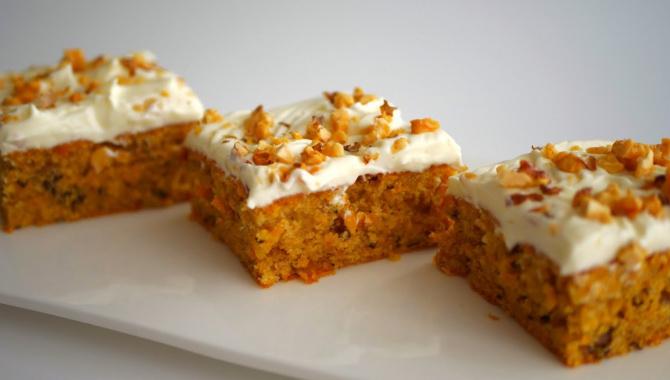 Идеальный пирог с тыквой или морковью - Видео-рецепт
