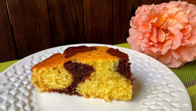 Вкуснейший пирог-кекс - Видео-рецепт